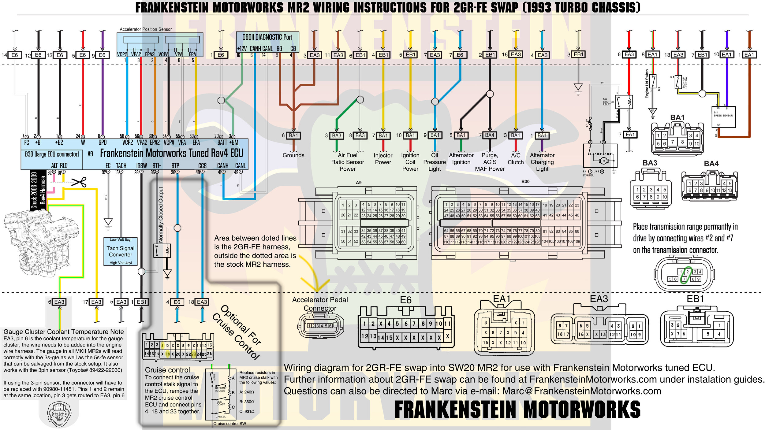 2GR Wiring diagrams — Frankenstein Motorworks | 93 Mr2 Ecu Wiring Diagram |  | Frankenstein Motorworks - Squarespace