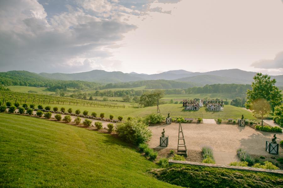 pippin hill farm and vineyards - north garden, virginia