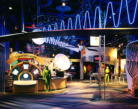 The Tech Museum<br>San Jose, CA