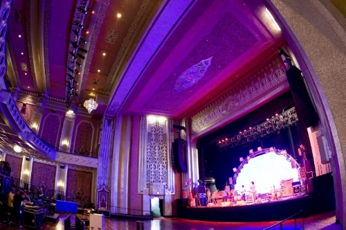 Fox Theater<br>Pomona, CA
