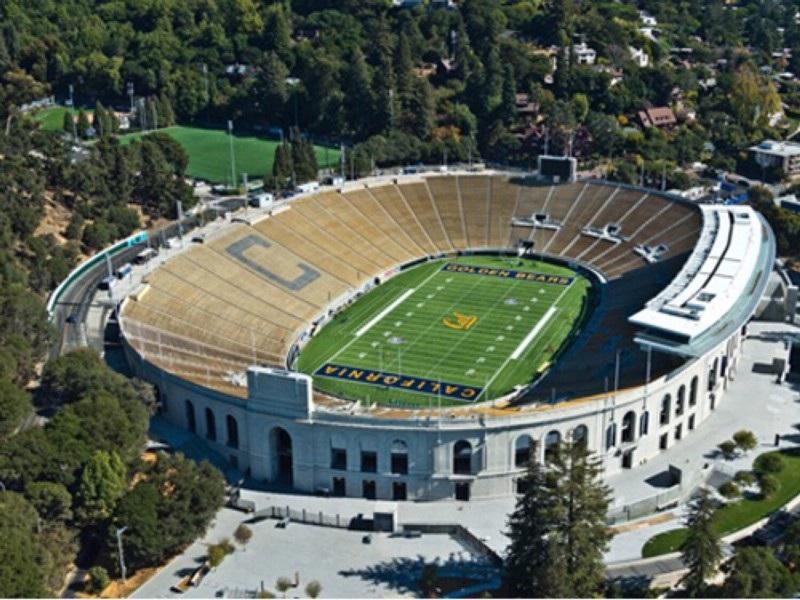 Memorial Stadium @ CAL