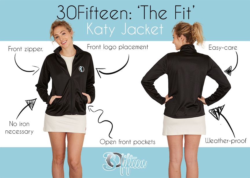 30Fifteen The Fit Katy Jacket