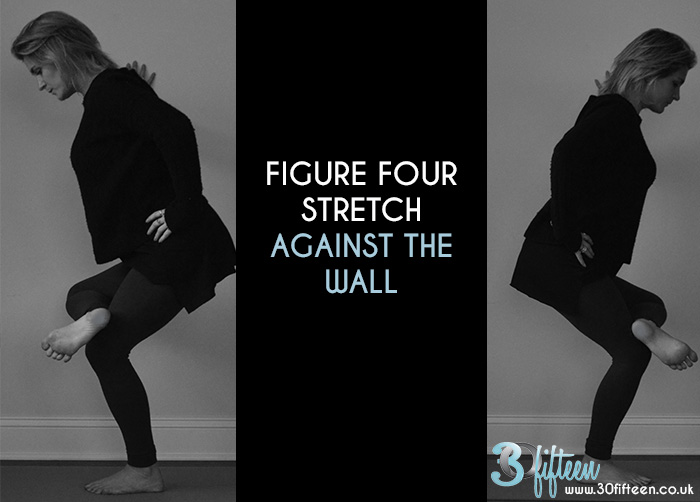 Figure four against the wall
