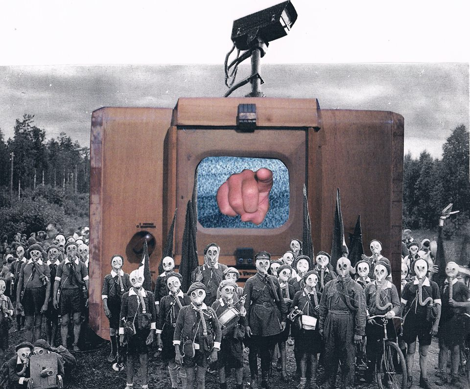 """""""We All Watch"""" (2011)"""