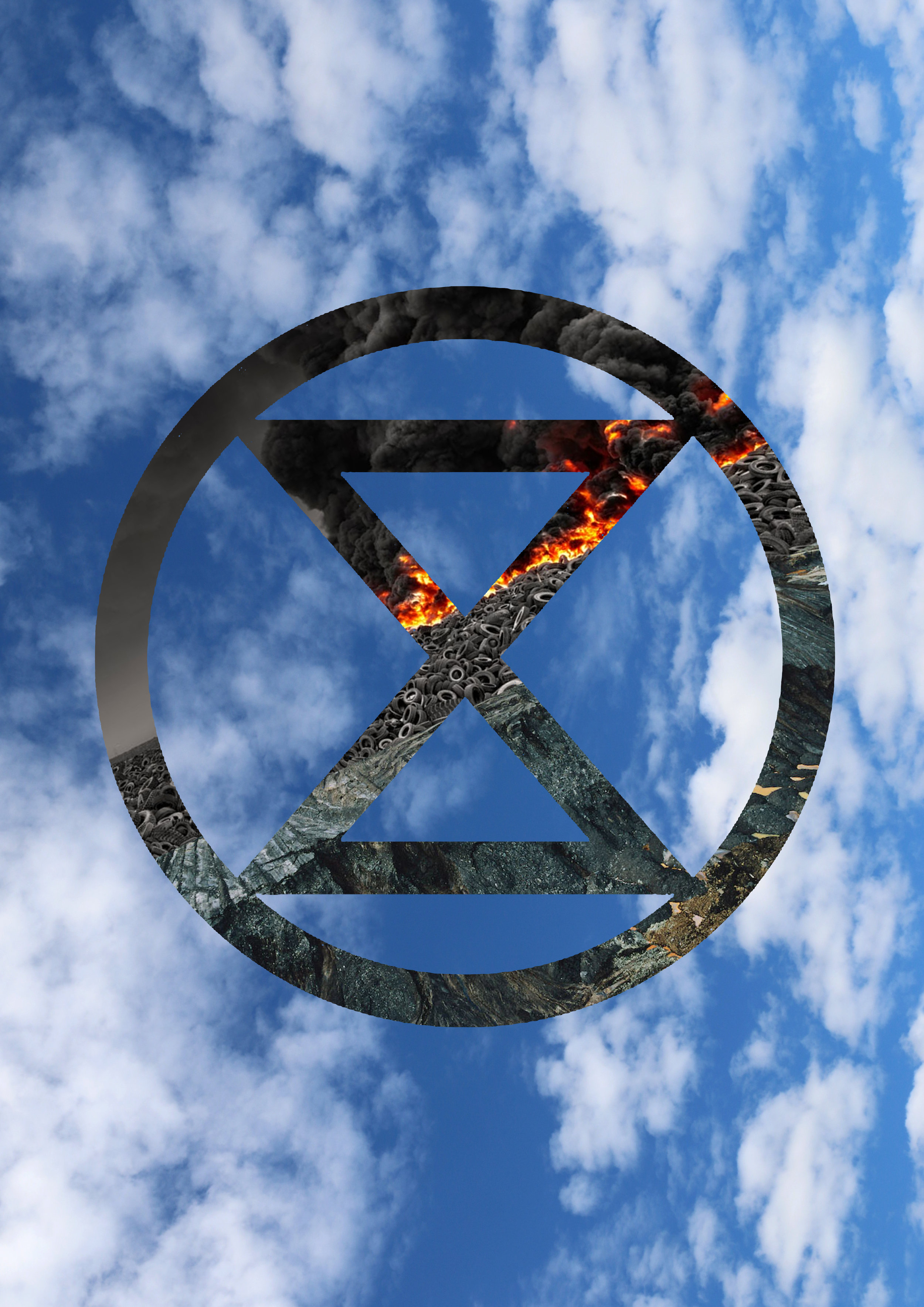 Extinction Symbol - Air (2019) .Jpeg