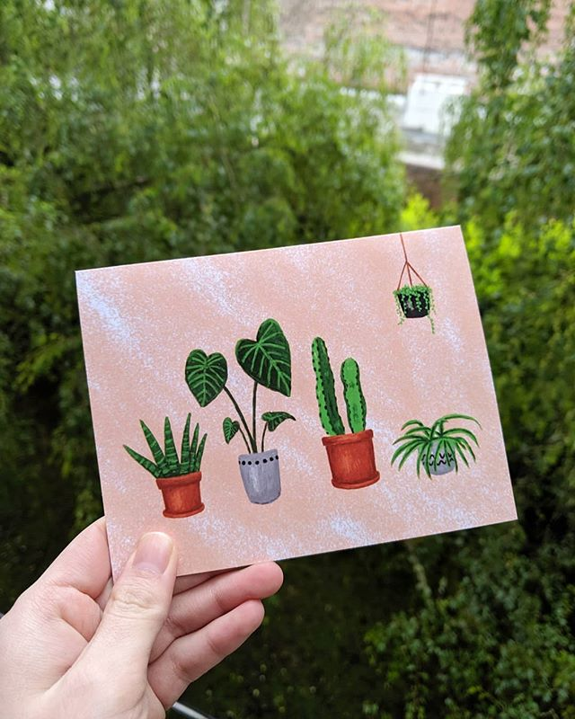 New cards up on my Etsy store 🌿