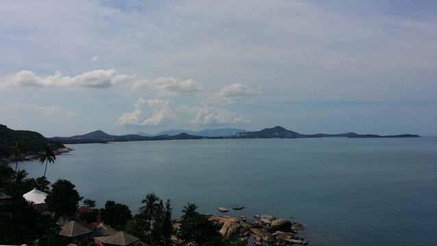 View from Vikasa May 2015
