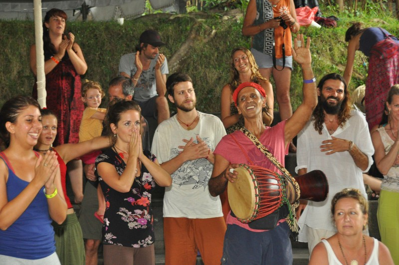 Fantuzzi at Bali Spirit Festival 2011.jpg