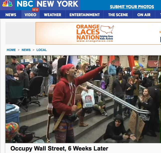 Occupy Wall Street Gallery