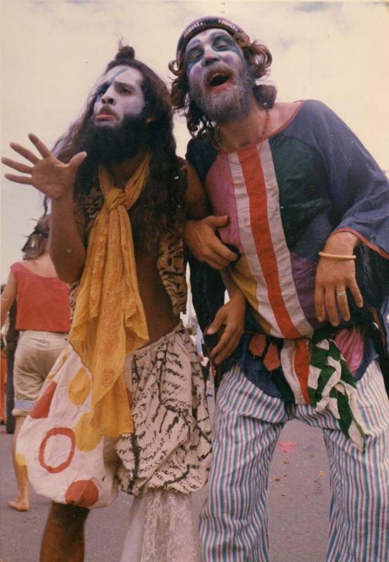 Fantuzzi and Paul Joseph 1975.jpg
