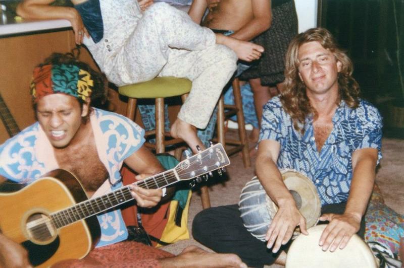 Fantuzzi with Daniel Paul on Maui.jpg
