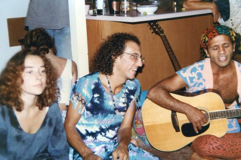 Fantuzzi with Solomon Sikirdji on Maui.jpg