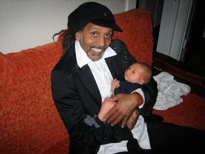 Fantuzzi with grandson Holden 2010.jpg