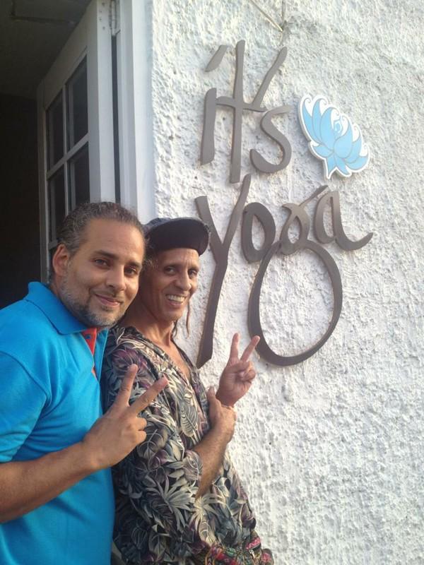 Fantuzzi with Kahlil, last night in Puerto Rico 2013.jpg