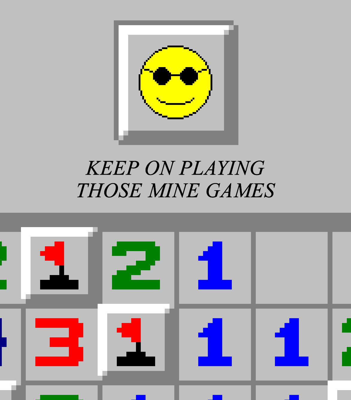 """""""Mine Games"""""""