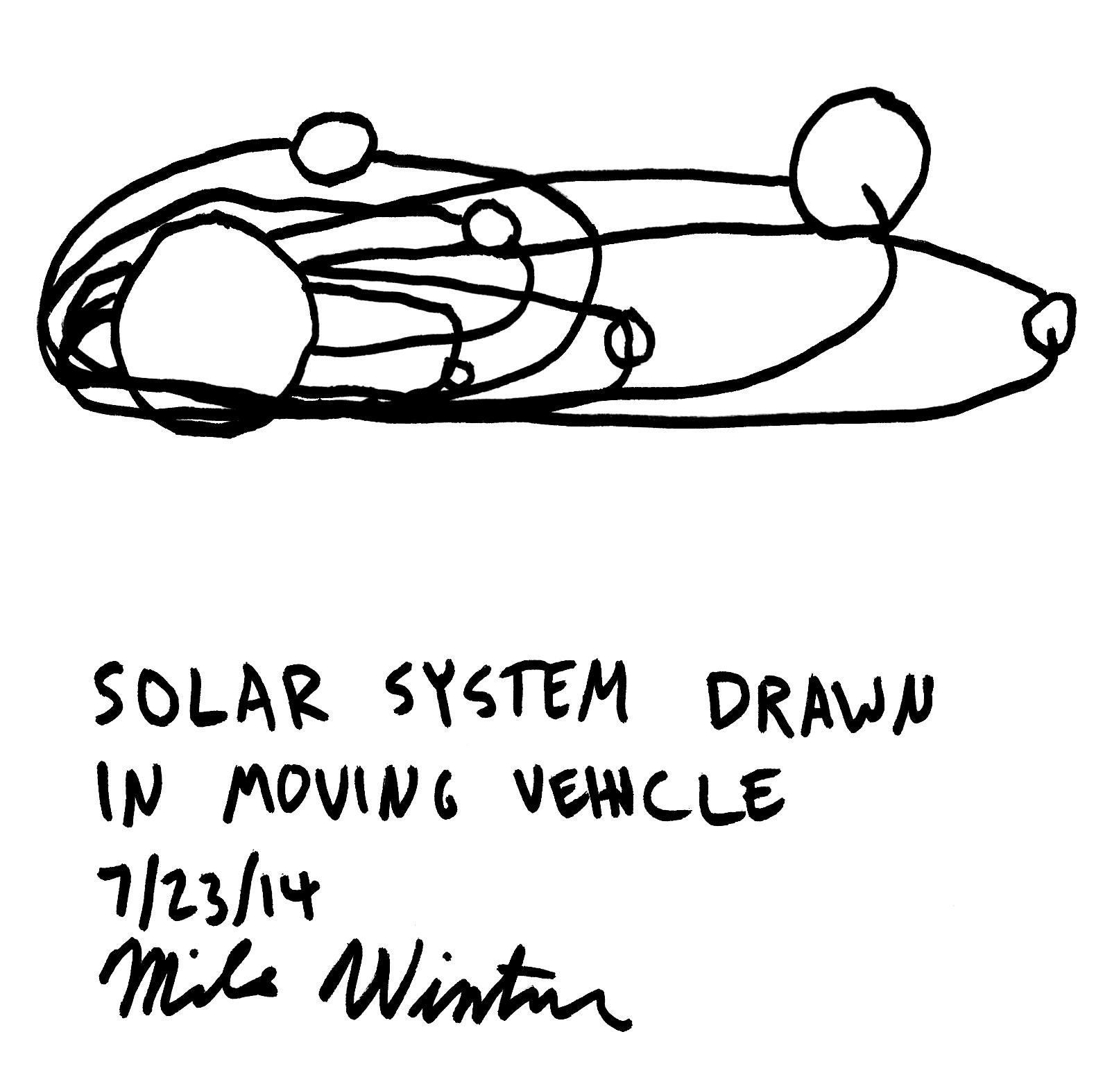 """Solar System"""