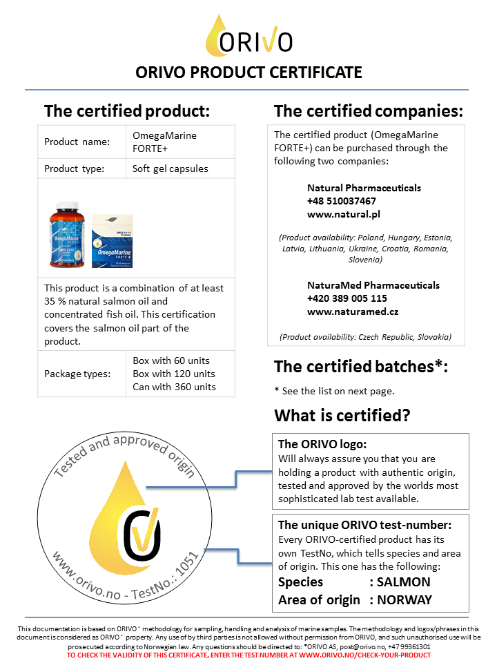 190227 Product certificate web OmegaMarineForte side1.png