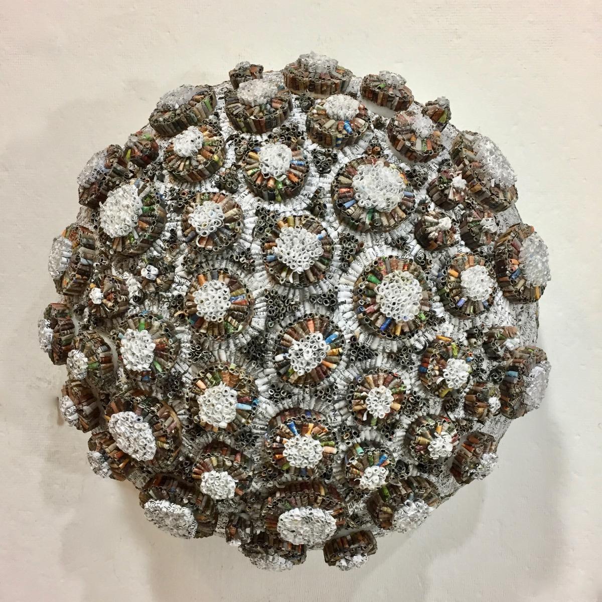 Jaynie Crimmins_paper sculpture