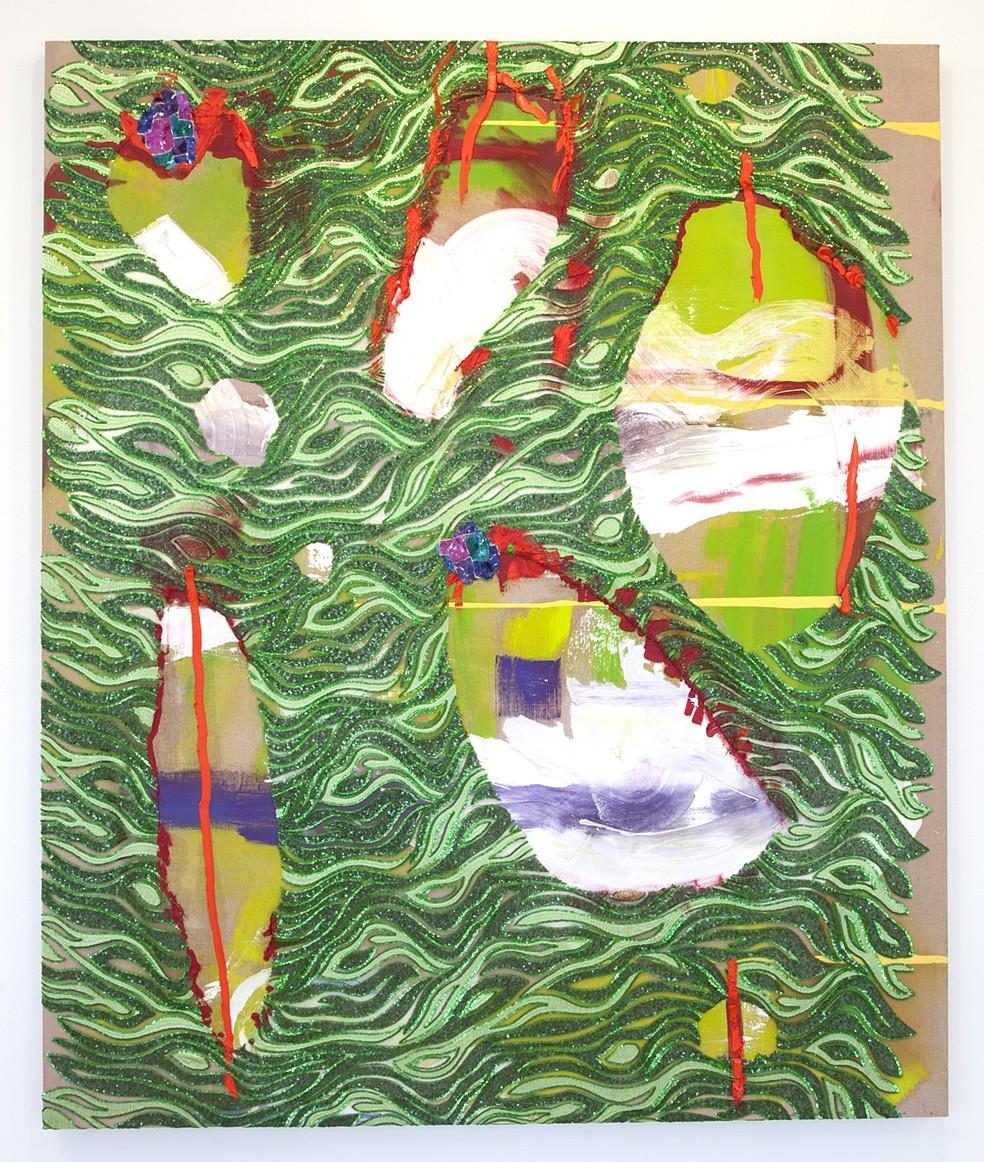 Rachel Gisela Cohen_Sequin Painting.jpg