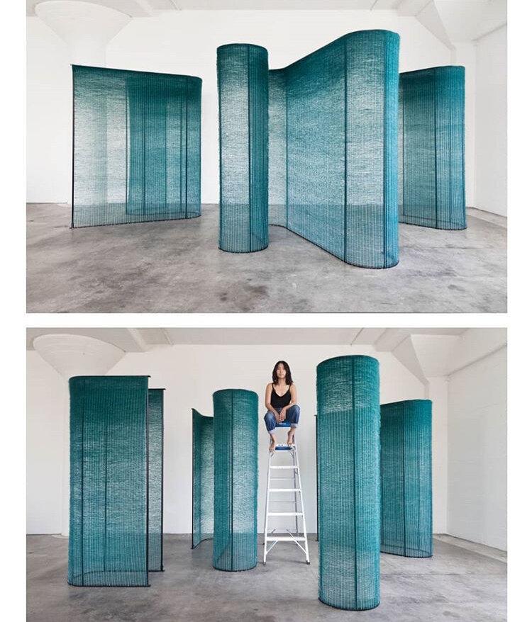 Mimi Jung - Monochromatic Monday