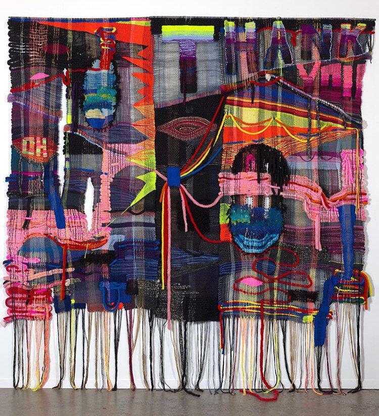 Terri Friedman - Weaving Wednesday