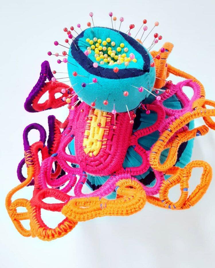 Vanessa Freitag - Soft Sculpture Saturday