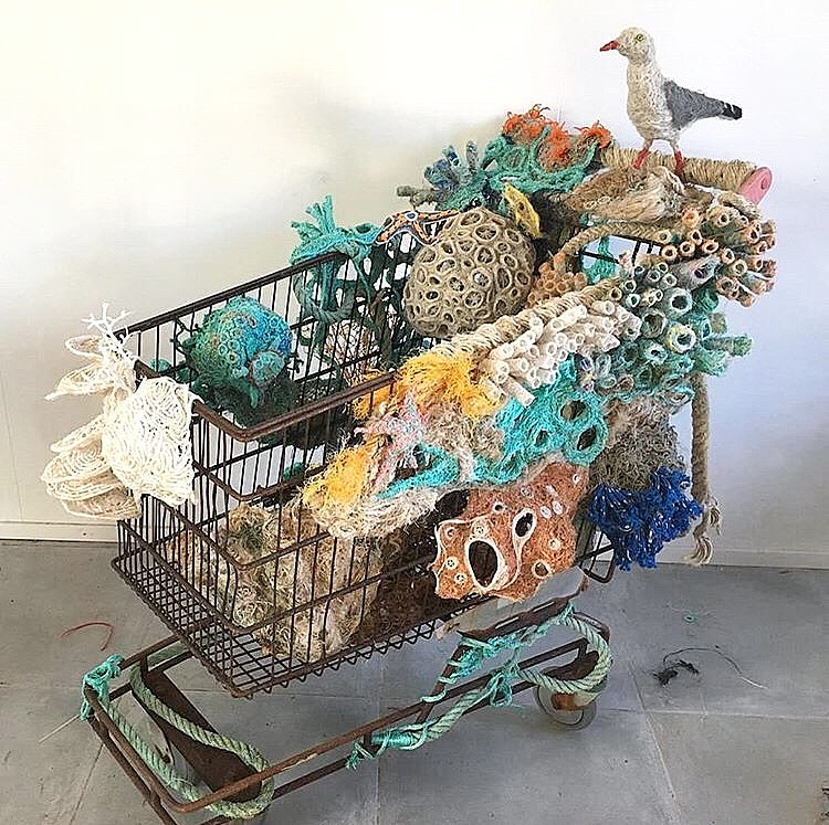 Marion Gaemers - Reef for Sale. Going, Going, Gone