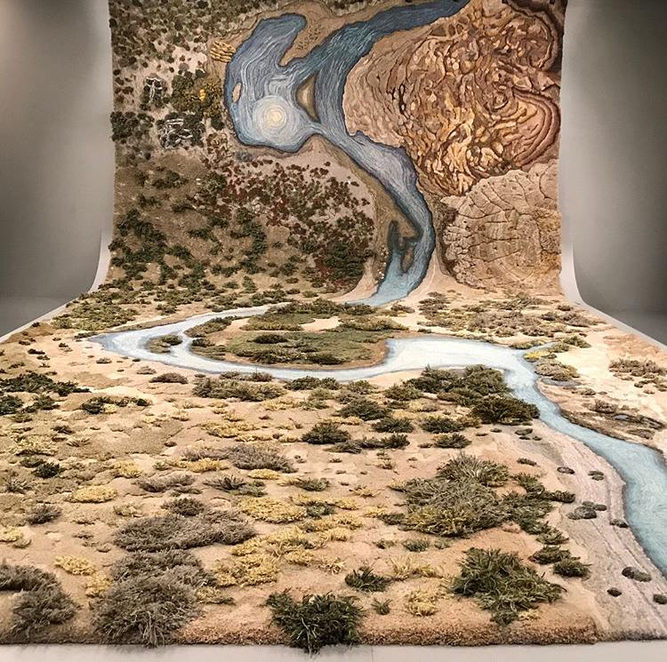 Alexandra Keheyoglou - Santa Cruz River
