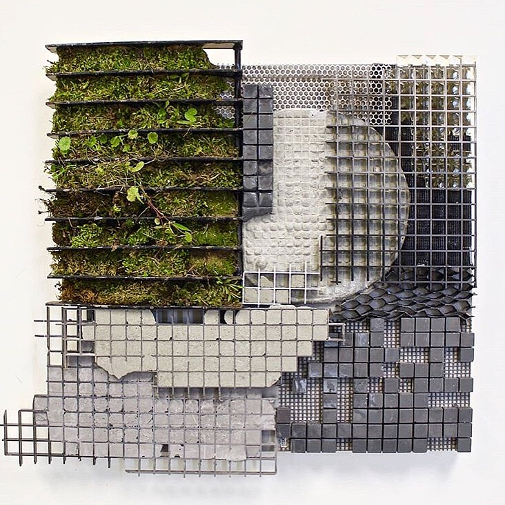 Sofia Plater - Mixed Cement No. 4