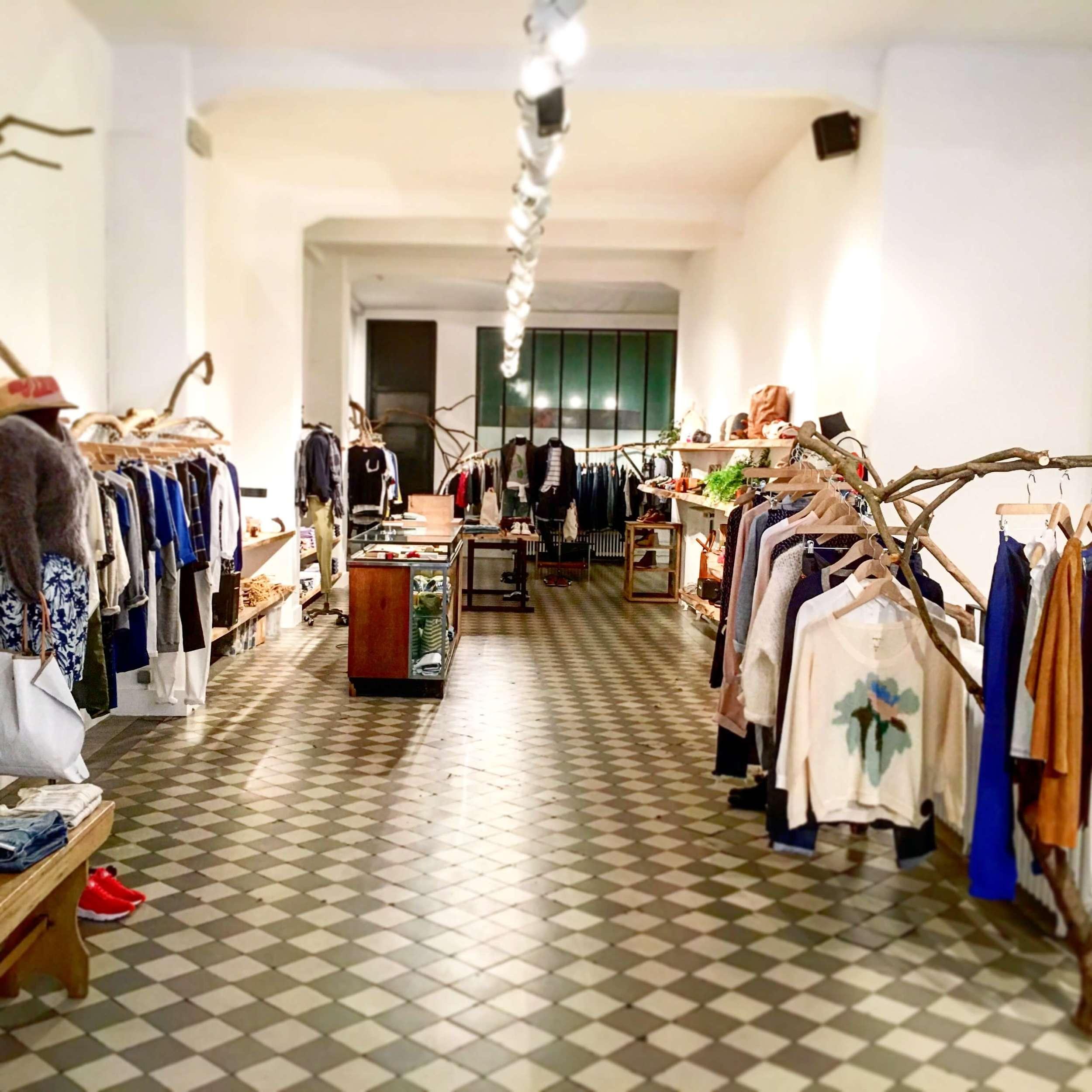 La Boutique Bellerose fr — Magazine