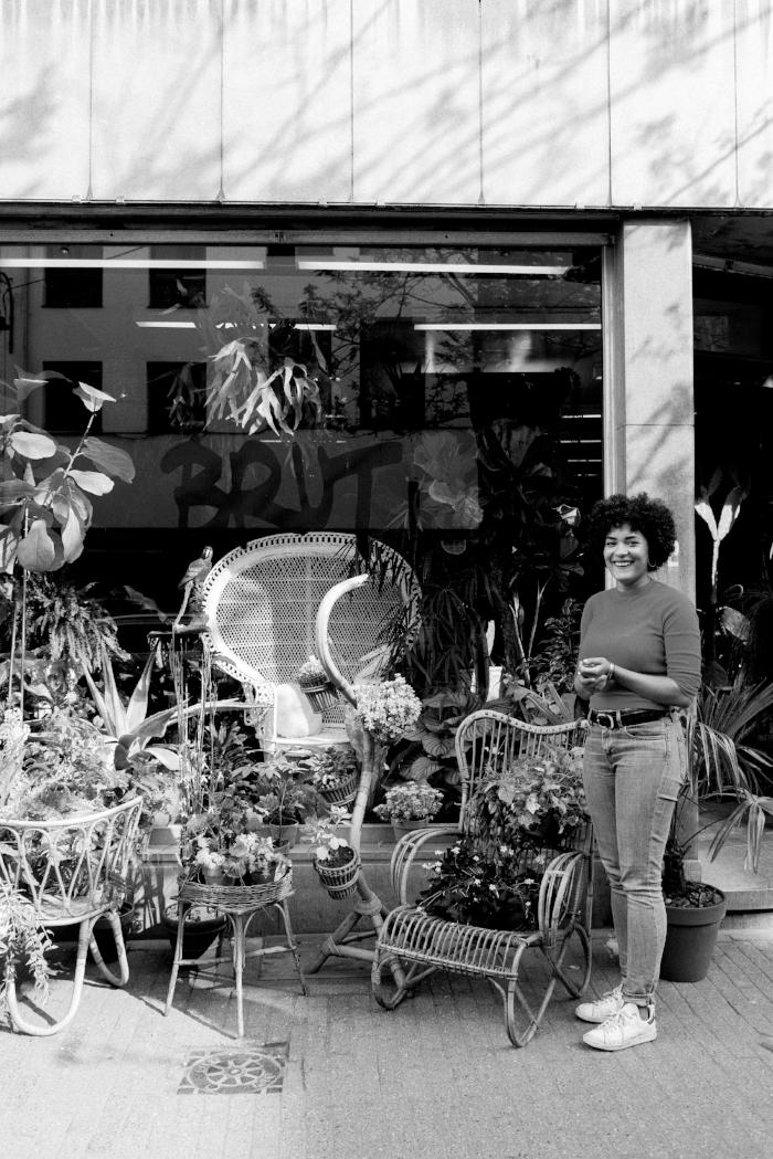 BRUT  Plants & Vintage furniture,202 Rue Haute, 1000 Brussels