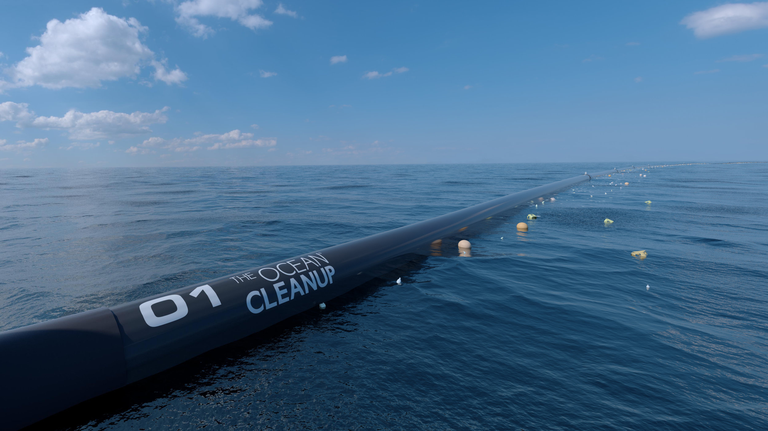Credits: Erwin Zwart / The Ocean Cleanup