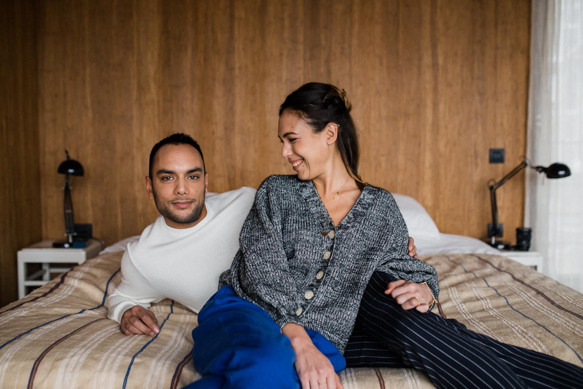 Dabei Knitwear -  Shop now  / Deepy cardigan -  Shop now