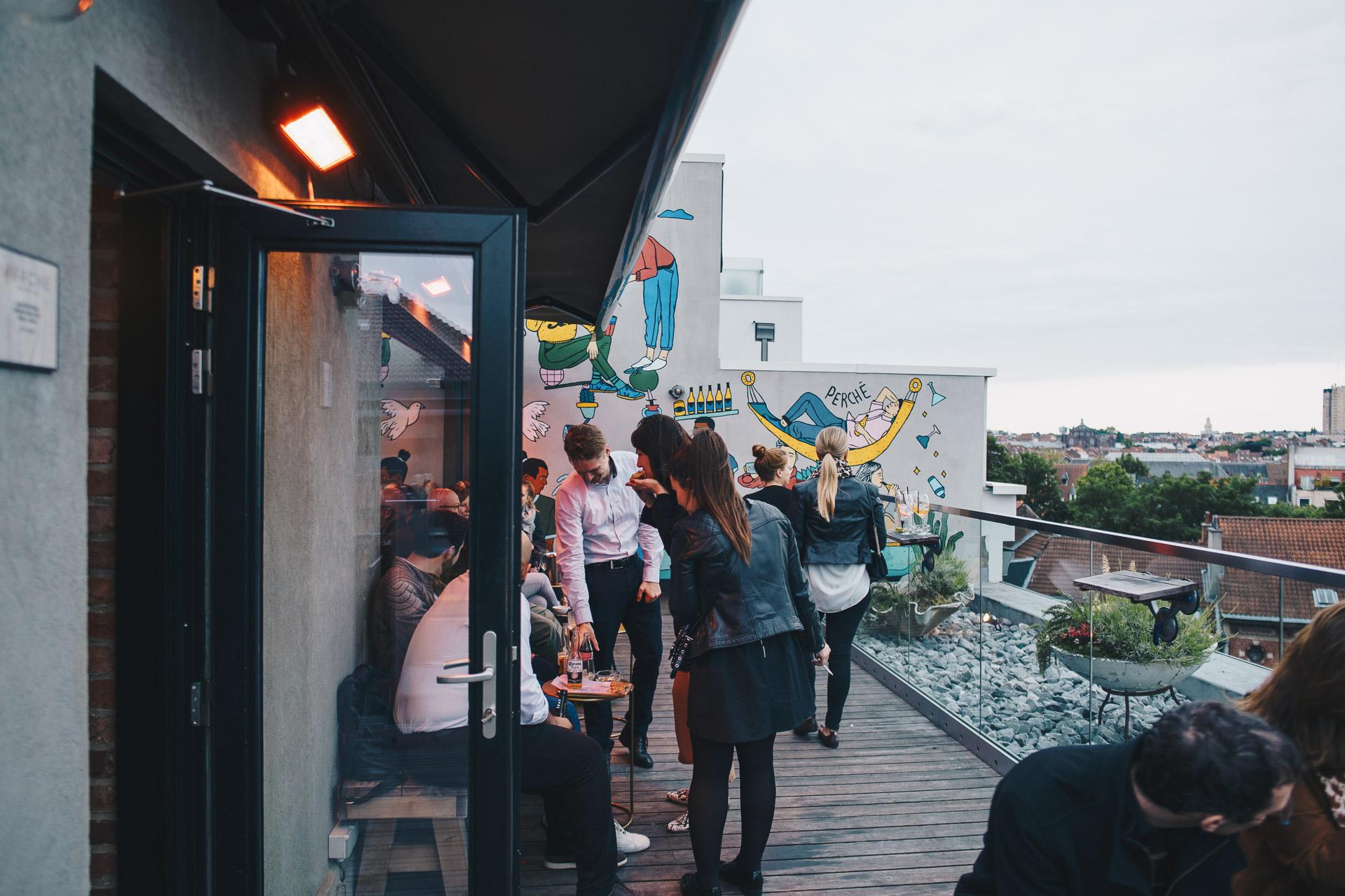 Perché Rooftop Bar