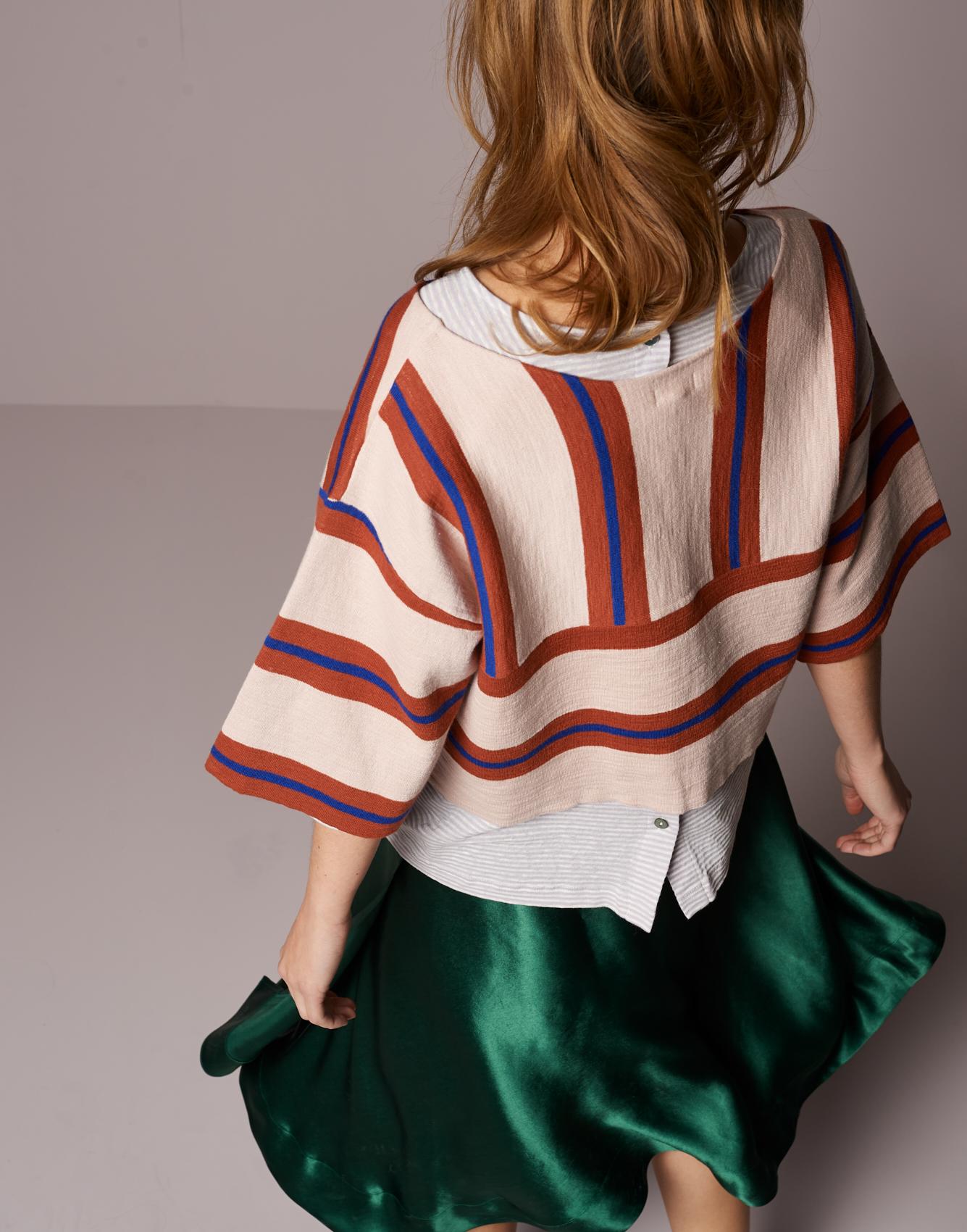 Skirt Suez  -  Knitwear Maow  -  Knitwear Gosa