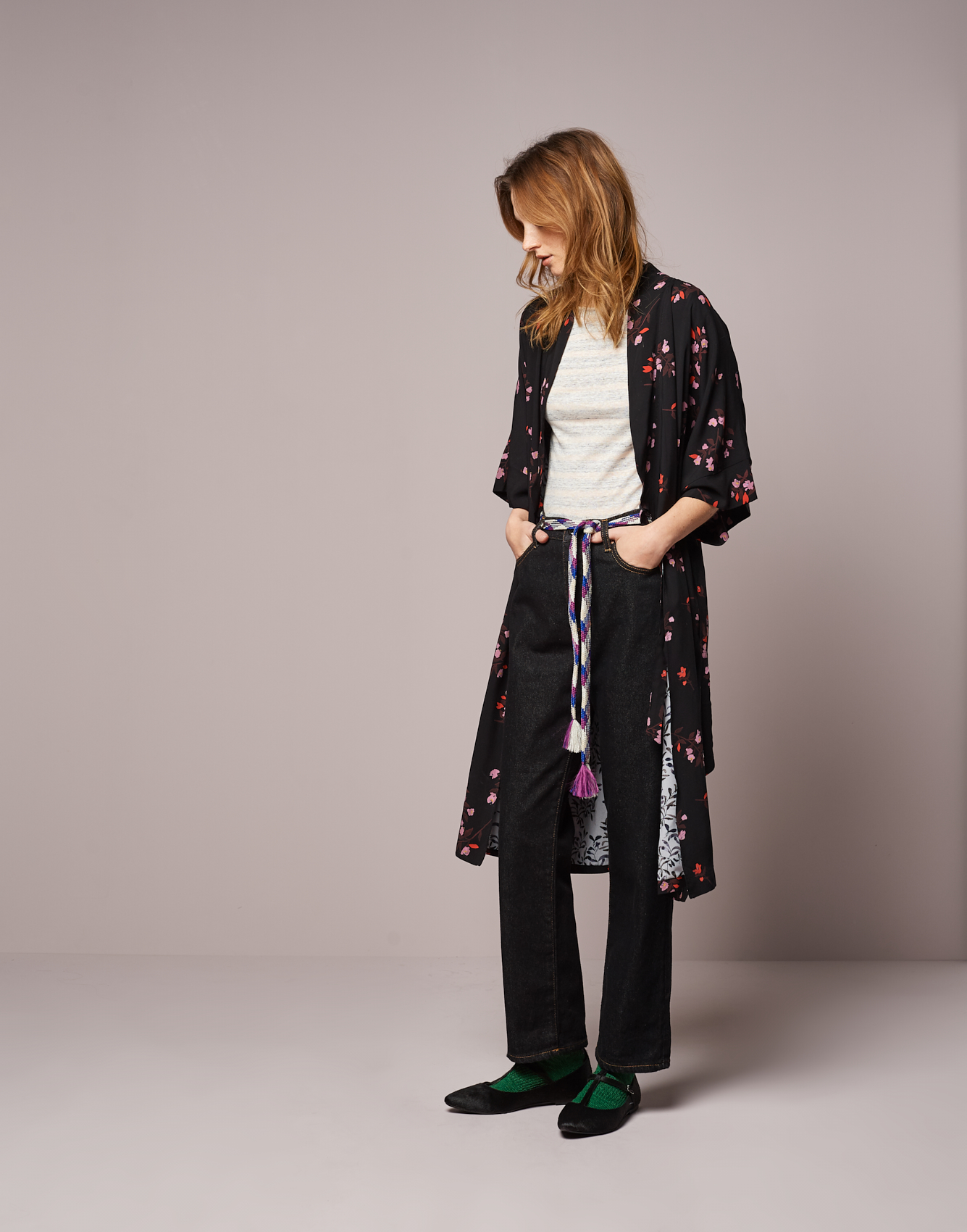 Kimono Arty  -  T-Shirt Seas  -  Pants Popeye