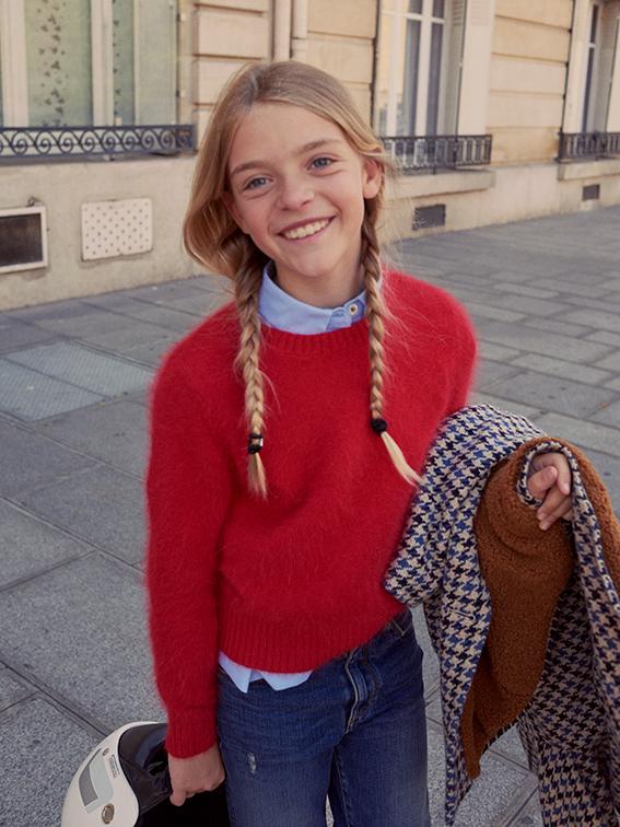 Dweeg knitwear,   Avalon shirt,   Pinata jeans
