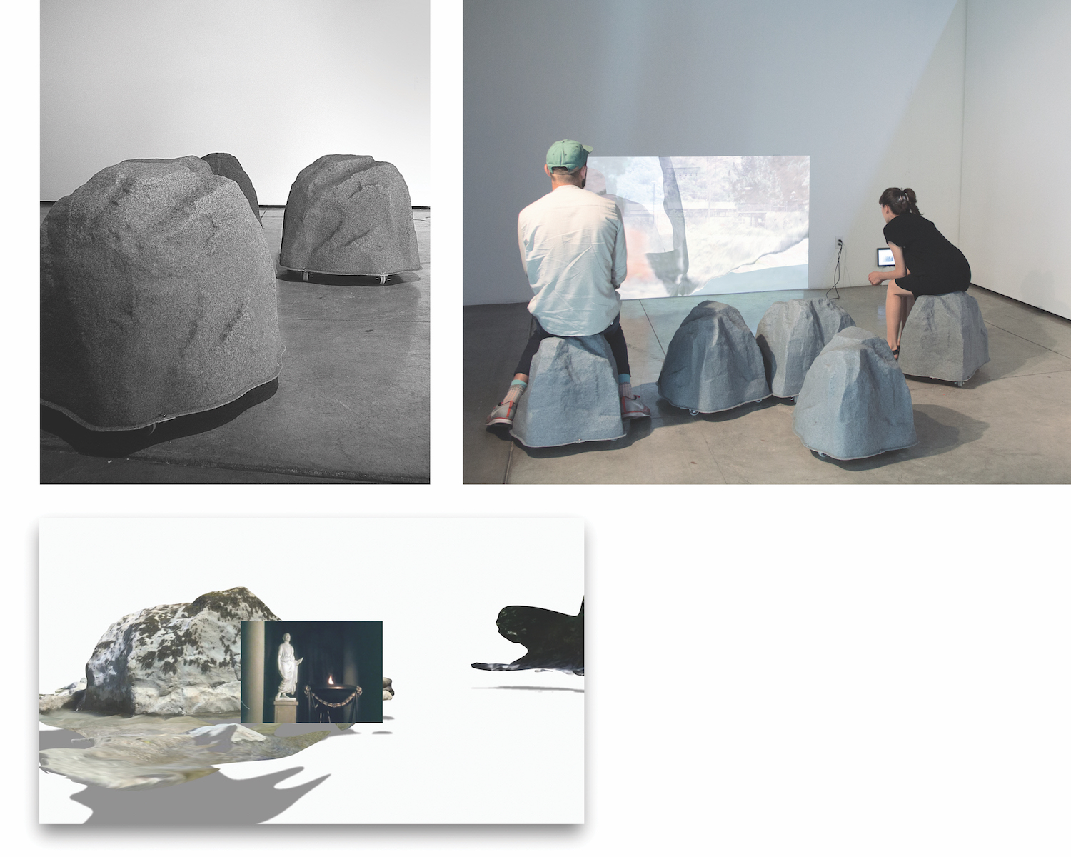 Natural Wifi,Research project, video-text and -installation m-a-u-s-e-r (Mona Mahall, Asli Serbest) Exhibition, Shenzhen Bi-City Biennale of Urbanism/Architecture, 2015 Exhibition, Wind Tunnel Gallery, Art Center Los Angeles, 2015