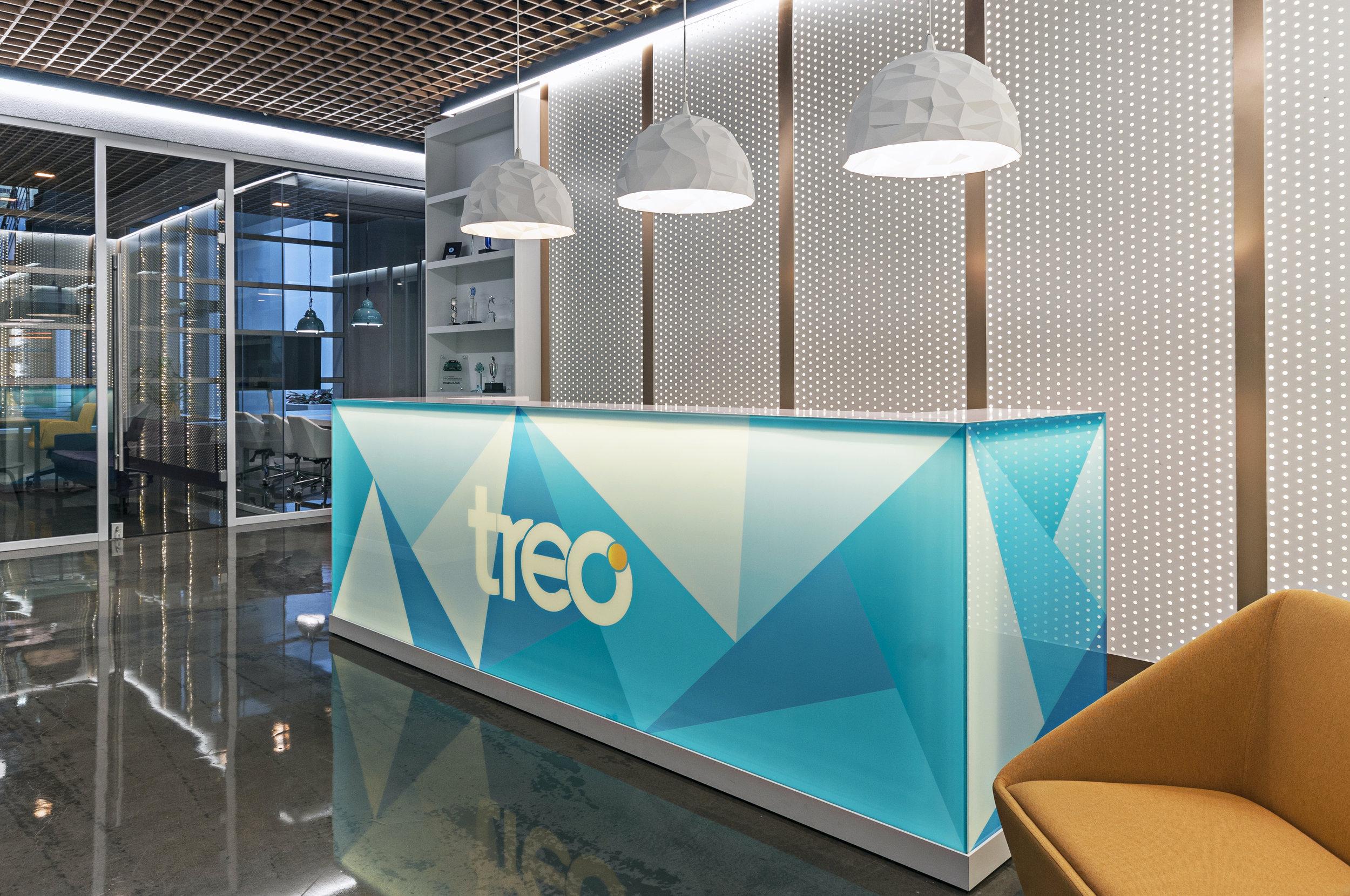 TREO ofis tasarımı, 2016