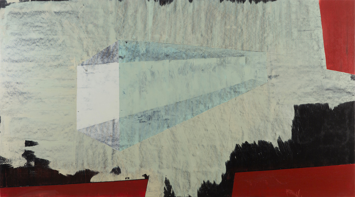 01-SinanLogie,FluidStructures(phase12),2014,Oil on canvas, 135x265cm, 2017.jpg