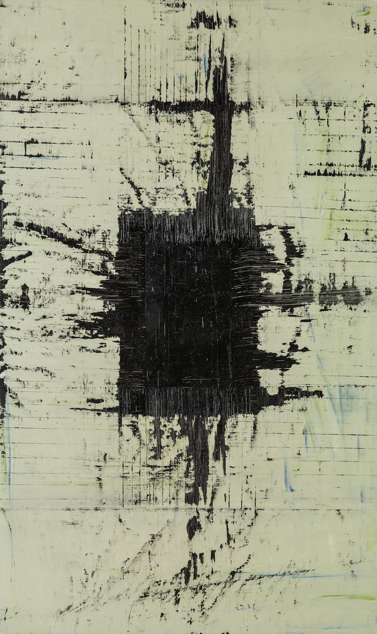 Fluid Structures Phase14-Concrete Sculpture-Oil on Canvas-240x135cm-PhotoBy Onur Gokçe.jpg