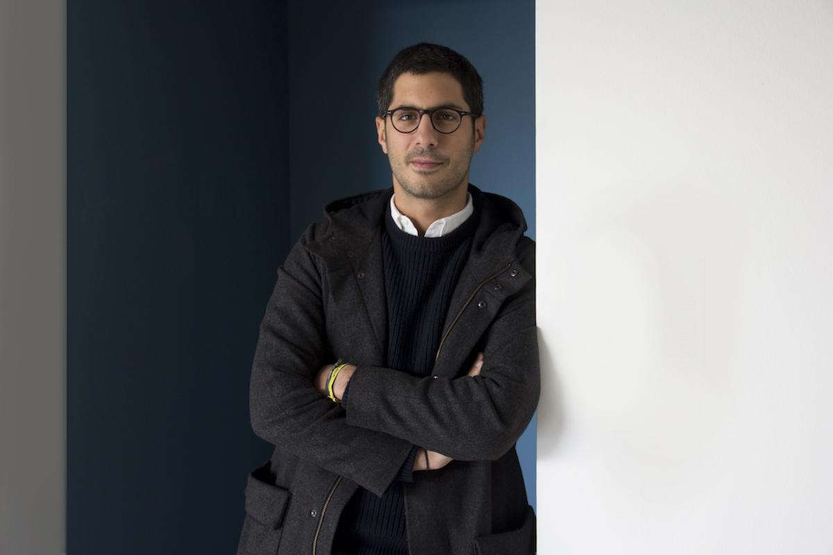 Marc Dibeh, Photo Credit Noor Semaan