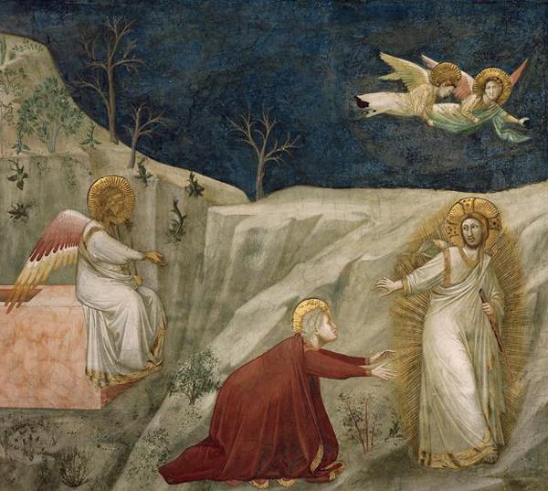 """Mt 28,9-15.: És íme, Jézus szembejött velük, és ezt mondta: """"Legyetek üdvözölve!"""" Ők pedig odamentek hozzá, megragadták a lábát, és leborultak előtte. Ekkor Jézus így szólt hozzájuk: """"Ne féljetek: menjetek el, adjátok hírül atyámfiainak, hogy menjenek Galileába, és ott meglátnak engem.""""   Amikor az asszonyok eltávoztak, íme, néhányan az őrségből bementek a városba, és jelentették a főpapoknak mindazt, ami történt. Azok pedig összegyűltek a vénekkel, és miután határozatot hoztak, sok ezüstpénzt adtak a katonáknak, és így szóltak: """"Ezt mondjátok: Tanítványai éjjel odajöttek, és ellopták őt amíg mi aludtunk. És ha a helytartó meghallja ezt, majd mi meggyőzzük, és kimentünk benneteket a bajból."""" Azok elfogadták a pénzt, és úgy tettek, ahogyan kioktatták őket. El is terjedt ez a szóbeszéd a zsidók között mind a mai napig."""