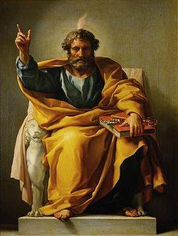 """Alapige:    ApCsel 3,11-21    Mivel ez az ember (a meggyógyított sánta) feltartóztatta Pétert és Jánost, az egész nép megdöbbenve futott össze hozzájuk a Salamon csarnokába. Amikor Péter ezt látta, így szólt a néphez: """"Izráelita férfiak, mit csodálkoztok ezen? Mit néztek úgy ránk, mintha saját erőnkkel vagy kegyességünkkel értük volna el, hogy ő járjon? Ábrahám, Izsák és Jákób Istene, a mi atyáink Istene megdicsőítette Fiát, Jézust, akit ti kiszolgáltattatok, és megtagadtatok Pilátus színe előtt, pedig az úgy döntött, hogy elbocsátja őt. De ti a Szentet és Igazat megtagadtátok, és azt kértétek, hogy egy gyilkost bocsásson szabadon a kedvetekért, az élet fejedelmét pedig megöltétek. Az Isten azonban feltámasztotta őt a halálból, aminek mi tanúi vagyunk. Az ő nevébe vetett hitért erősítette meg az ő neve ezt az embert, akit itt láttok és ismertek, és a tőle való hit adta vissza neki a teljes egészségét mindnyájatok szeme láttára. Most már tudom, atyámfiai, hogy tudatlanságból cselekedtetek, mint a ti elöljáróitok is. De amit az Isten előre megmondott minden prófétája által, hogy az ő Krisztusa szenvedni fog, azt teljesítette be így. Tartsatok tehát bűnbánatot, és térjetek meg, hogy eltöröltessenek a ti bűneitek; hogy eljöjjön az Úrtól a felüdülés ideje, és elküldje Jézust, akit Messiásul rendelt nektek. Őt azonban az égnek kell befogadnia addig, amíg a mindenség újjáteremtése meg nem történik. Erről az Isten öröktől fogva szólt szent prófétái szája által."""