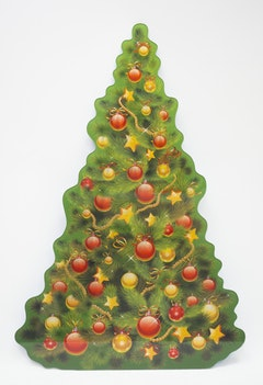 CHRISTMAS TREE   Midi Print LLC, Russia    Shortlisted Sticker Download