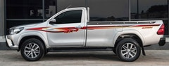 HILUX SBA SC  Classic Stripes PVT Ltd,  India    Shortlisted Sticker Download