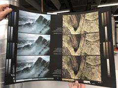 BRECCASCHLUND   Atelier fuer Siebdruck - Lorenz Boegli, Switzerland    Shortlisted Sticker Download
