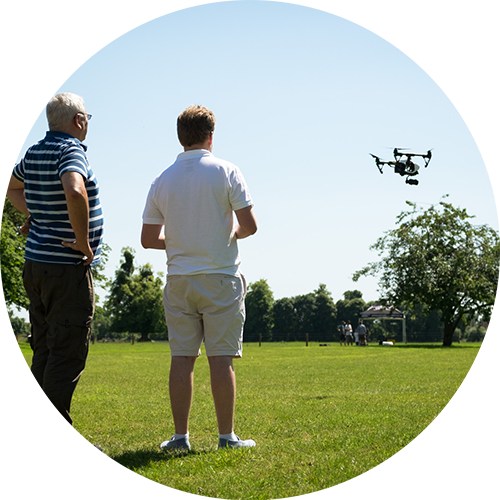 £999 inc. VAT - ICARUS Standard2 Day Drone Course+ Flight Examination