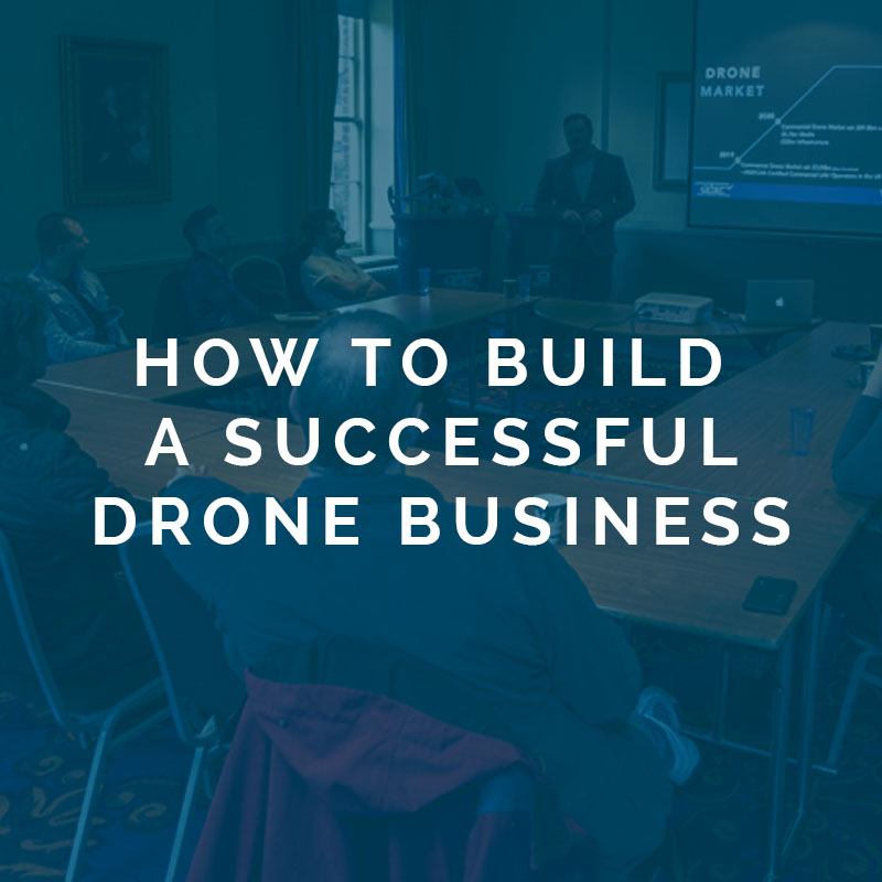 how to build a successful drone business ..
