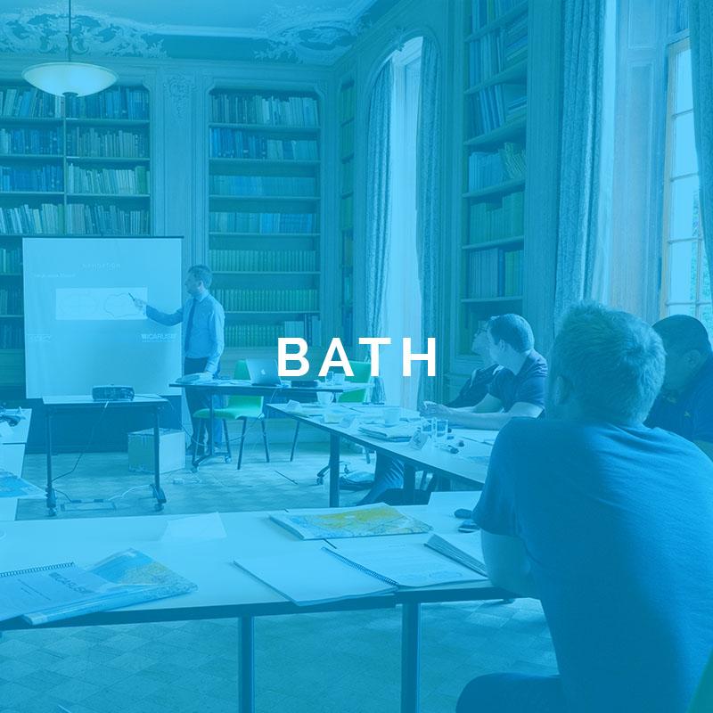 Bath drone course ..